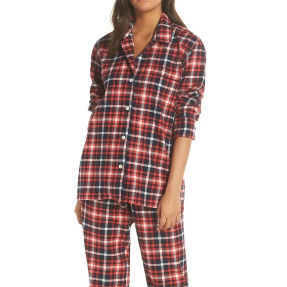J. Crew Other - J. Crew Flannel Pajamas